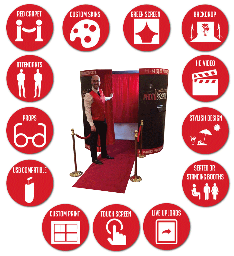photobooth derry | photobooth donegal |photobooth belfast |Photobooth northern ireland